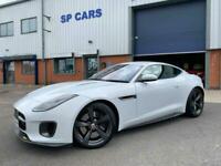 2018 Jaguar F-Type 3.0 V6 400 Sport Auto (s/s) 2dr Coupe Petrol Automatic