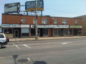 COMMERCIAL SPACES FOR LEASE HAMILTON EAST