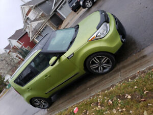 KIA SOUL 2015 SX LUXURY PACK