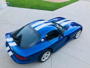 1997 Dodge Viper GTS *ONLY 22,068 km