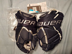 "Brand New With Tags Bauer Vapor X:40 Navy Hockey Gloves 13"" Windsor Region Ontario image 1"