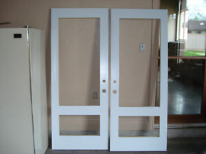 "Steel insulated door panels 32"" (pair)"