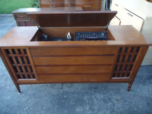 VINTAGE STEREO CABINETS - 2 AVAILABLE - $60 EACH