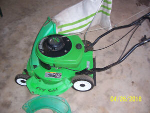 LAWNBOY  GOLD SERIES COMMERCIAL LAWNMOWER