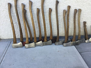 Assorted Axes