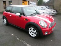 MINI One 1.4I 16V ONE PEPPER (red) 2008