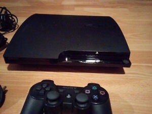 PS3 AND GAMES! (PLAY STATION 3)
