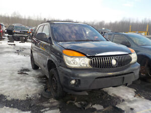 2003 Buick Rendezvous Now Available At Kenny U-Pull Cornwall