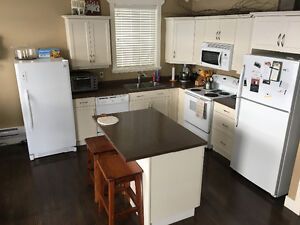 Legal 2 bedroom ground level suite in Black Mountain