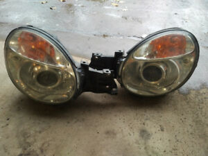 2002-2003 Subaru Impreza Headlights