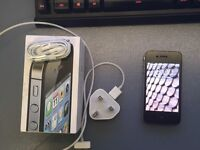iPhone 4 8GB Black Unlocked Excellent Condition