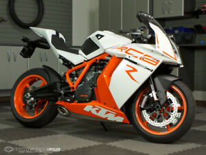 2015 KTM RC8 1198 in new condition