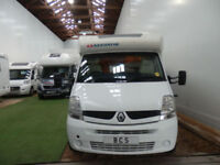 ADRIA IZOLA S 687SP / LOW PROFILE / AUTOMATIC / 4 BERTH / SORRY NOW SOLD