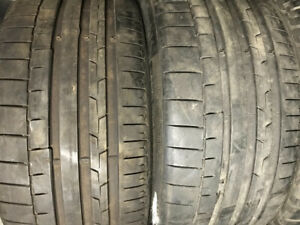 2 Continental Sport Contact 6 245/35r19