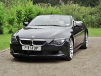 BMW 6 Series 635d 3.0 Sport DIESEL AUTOMATIC 2009/09