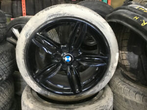 BMW 19 inch mags m package 245 40 r19