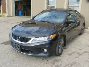 2013 Honda Accord EX Coupe (2 door)