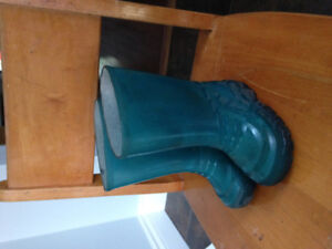 Rubber boots - toddler 6