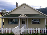 2BDRM HOUSE FOR RENT IN CROWSNEST PASS, AB