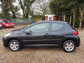 Peugeot 207 1.4 75 ( 09 ) Verve, 4 Brand New Tyres, Long Test