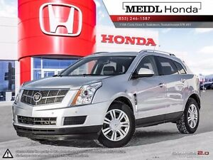 Cadillac SRX Luxury AWD PST Paid 2012
