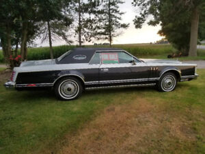 78 Lincoln Continental, Mark V
