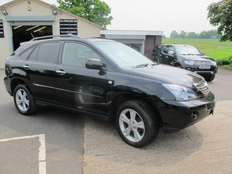 2008 lexus rx 400h sr auto 4x4 hybrid in droitwich worcestershire gumtree. Black Bedroom Furniture Sets. Home Design Ideas