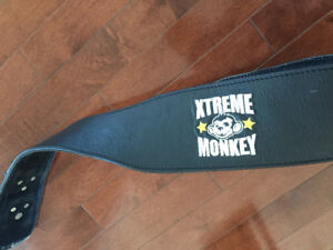 Extreme Monkey Weightlifting, Back Support, Deadlift/Squat Belt