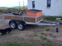 Sturdy trailer 2700x1370 suit 4x4