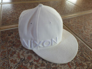 Skateboard hats-name brands-Volcom Kr3w Nixon Plan B $25 each