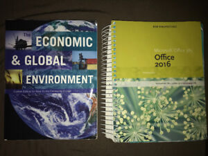 NSCC Business Administration Textbooks
