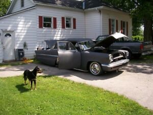 52 Mercury Ghoster  Coaster Canadian Kustom 4d trade for Rat Rod