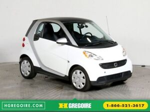 2013 Smart Fortwo Pure BLUETOOTH