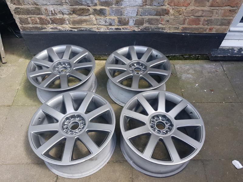5x112 5x100 18 Rs4 Replica Wheels In Hackney London Gumtree