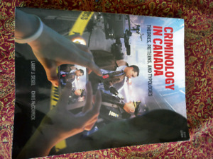 Criminology in Canada 6th Ed