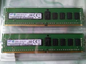 Samsung 2x8gb DDR4 Ram