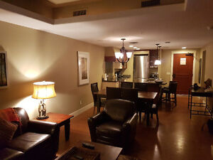 2 Bed condo in Canmore's luxury Solara Resort and Spa