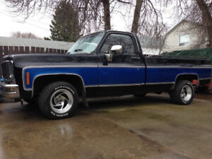 1980 GMC Daily Driver/Potential Project