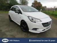 2016 16 VAUXHALL CORSA 1.0 LIMITED EDITION 3DR ONLY 36,000 MILES LOW INS. POLO