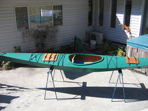Wooden Sea Kayak For Sale