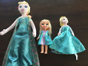 Disney Frozen items