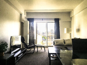 4 1/2 (2 bedroom) All Inclusive Apt, McGill Ghetto AVAILABLE NOW