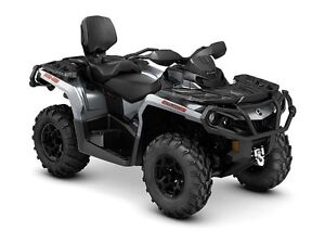 Save $1300 !!!!!!  on a New 2016 Can Am Outlander Max 650 XT