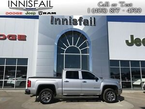 2014 GMC Sierra 1500 SLT  6.2L Leather, Heated and Cooled Seats,