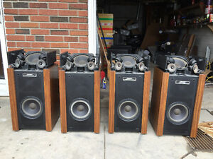 VINTAGE SPEAKERS ,AMPLIFIERS ,ANY CONDITION Sarnia Sarnia Area image 5