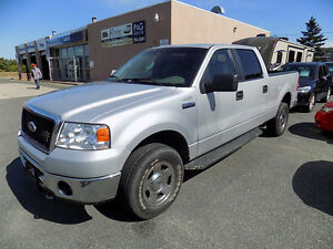 2008 Ford F-150 Crew 4x4 $ 8,900.00 Inspected Call 727-5344