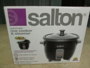 Rice Cooker, Automatic, Stainless