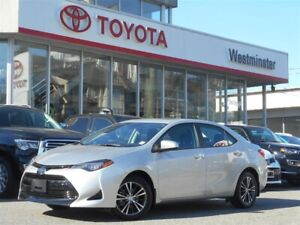 2018 Toyota Corolla LE Upgrade Package