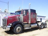 BAILIFF SEIZURE AUCTION 2008 KENWORTH T800 LOCKERS 18SPD