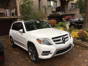 2015 Mercedes Benz GLK 250 Bluetec Diesel AMG Sports package